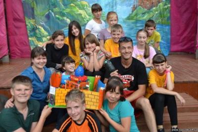 Сценарий сюжетно-ролевая игра для младших школьников в летнем лагере сюжетно-ролевая игра малыш и карлсон